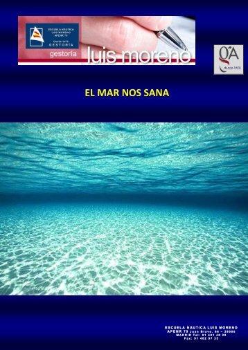 EL MAR NOS SANA - Fondear.org