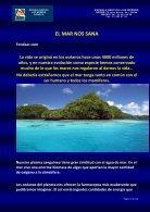 EL MAR NOS SANA - Fondear.org - Page 2