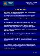EL MAR NOS SANA - Fondear.org - Page 5