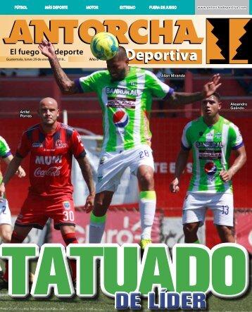 Antorcha Deportiva 301