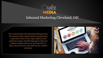 Social Media Services Cleveland, OH | Quez Media Marketing