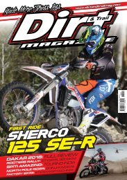 Dirt and Trail February 2018