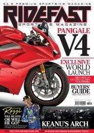 RideFast Magazine February 2018