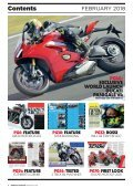 RideFast Magazine February 2018 - Page 6