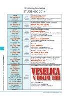 Studenec 2014 - Page 2