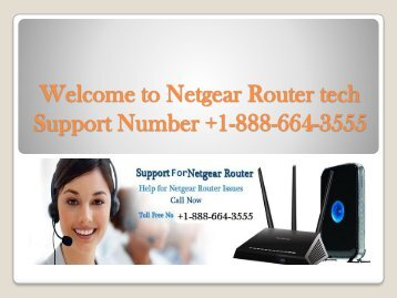 Dial +1-888-664-3555 Netgear Router tech support phone number