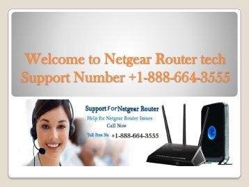 Dial +1-888-664-3555 Netgear Router tech support phone number