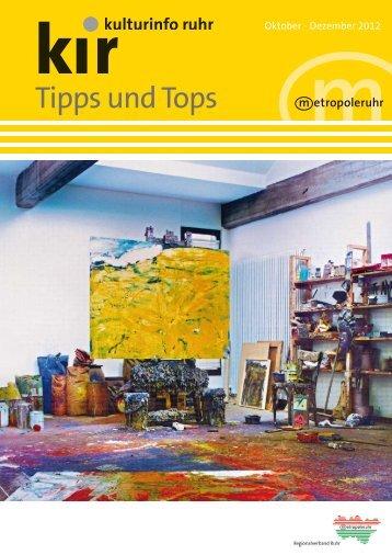 Tipps und Tops - Metropole Ruhr