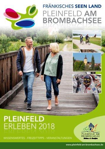 Pleinfeld erleben 2018