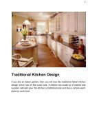 10 Modern Italian Style Kitchen Design For Your Home - Page 5