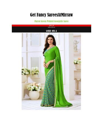 Get_Fancy_Sarees_At_Mirraw