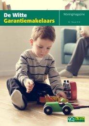 De Witte Garantiemakelaars Woningmagazine, februari 2018