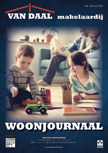 Van Daal Woonjournaal #26, februari 2018