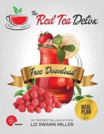 Red Tea Detox Recipe eBook PDF Download