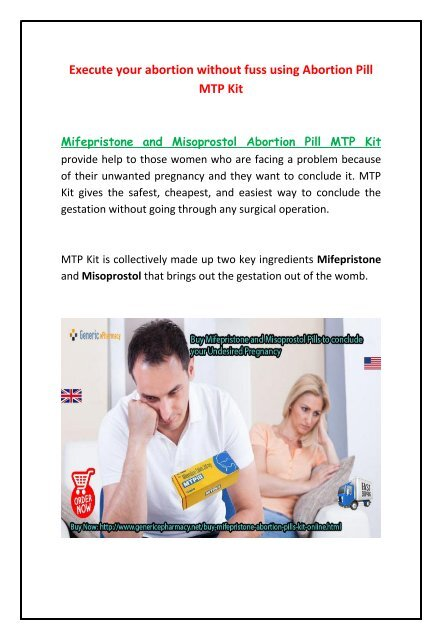 Misoprostol Online Canada