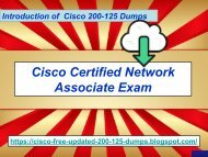 2018 Cisco 200-125 Exam Real Questions - Cisco 200-125 100% Passing Guarantee