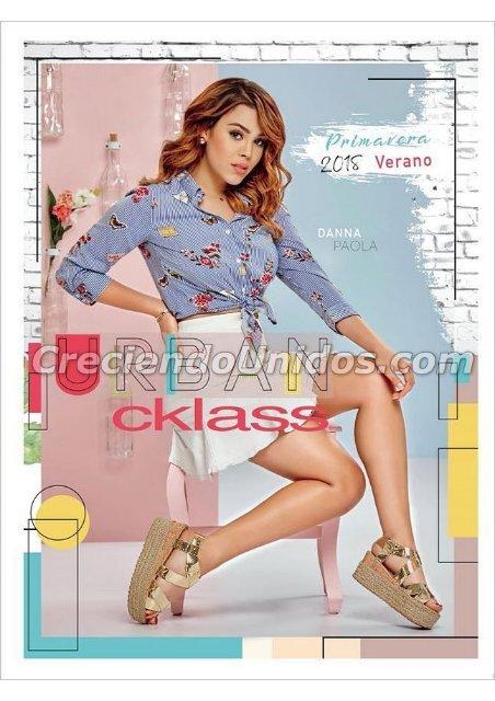 fc2d94ba #622 Catálogo Cklass Urban primavera verano 2018