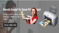 Epson Printer Tech Support number 1-800-213-8289 for Epson Printer Repair