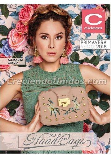 #625 Catálogo Cklass HandBags Bolsos primavera verano 2018