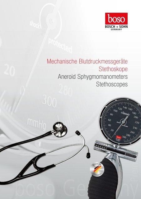 Boso_Mechanische_Blutdruckmessgerät DE
