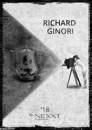 RICHARD GINORI 2018