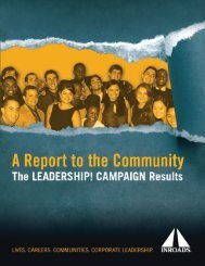 2013 Report to the Community