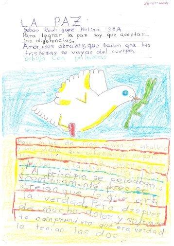 cuentos para la paz