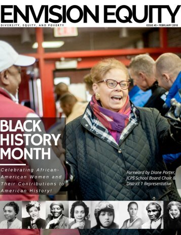 2018 Black History Month Edition