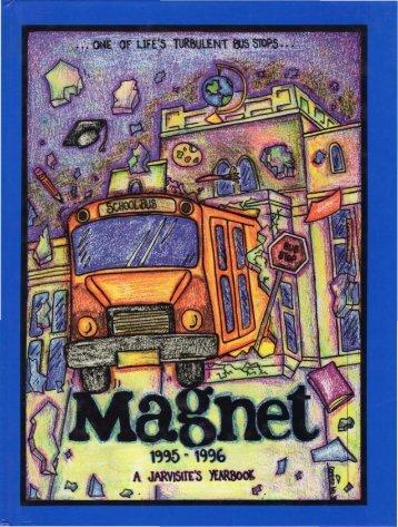 Jarvis Magnet - 1996