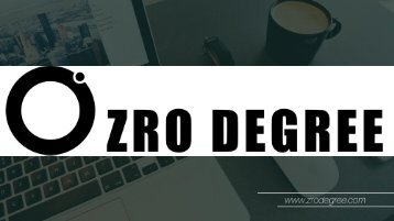 ZroDegree | Reputed Ottawa Web Development Agency