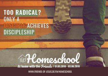 Discipleship Homeschool