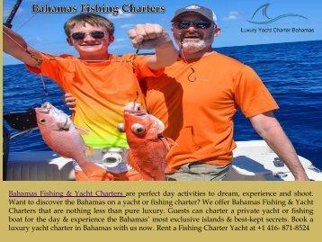 Bahamas Fishing Charters