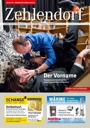 Gazette Zehlendorf Nr. 2/2018