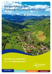 Bürgerfahrt in den Partnerkreis Jelenia Góra 2017