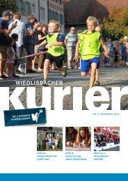 Wiedlisbacher Kurier 4/2016