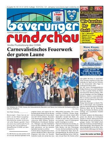 Beverunger Rundschau 2018 KW 05