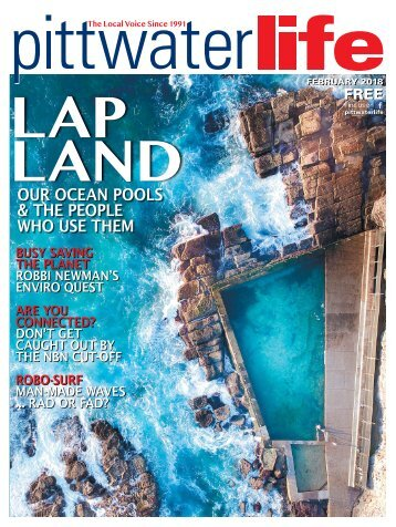 Pittwater Life February 2018 Issue