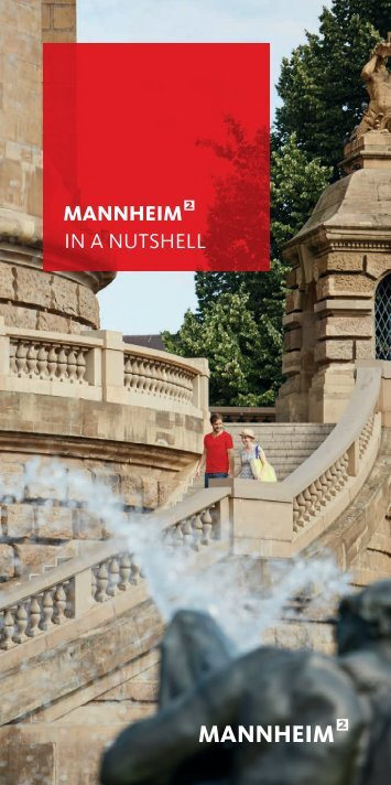 Mannheim in a nutshell 2018