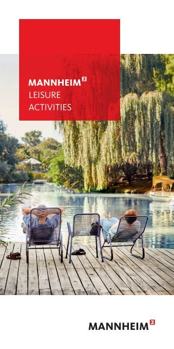 Mannheim Leisure activities 2018