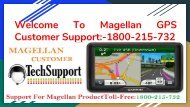 Magellan GPS Customer Helpline Number Australia 1800-215-732