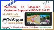 Magellan GPS Customer Helpline Number Australia 1800-215-732
