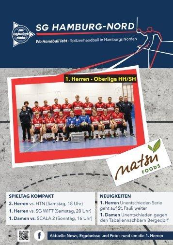 SG Hamburg-Nord vs. SG WIFT