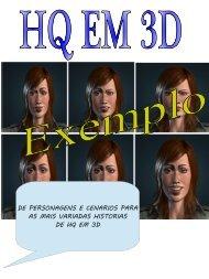 HQ em 3D