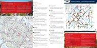 Mannheim Stadtplan 2018 - EN