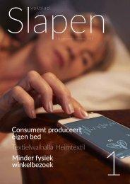 Vakblad Slapen - editie 1 januari 2018