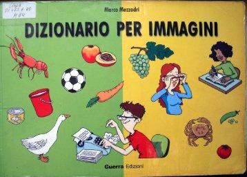 речник на италианския език