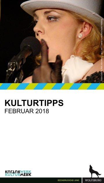 KulturTipps Februar_2018