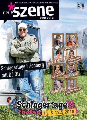 Neue Szene Augsburg 2018-02