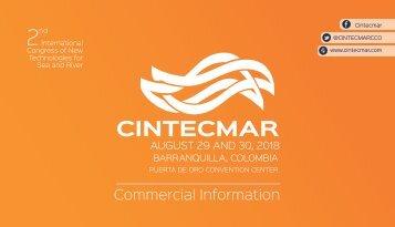 CINTECMAR 2018 Commercial Offer
