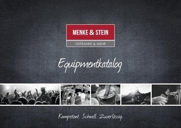 Menke & Stein Equipmentkatalog